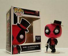 Pop-CUSTOM-Deadpool-Wedding-POP-Funko-exclusive-amazon-fye-target-bath-time-27