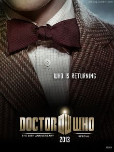 Who is returning - 50th Anniversary Special