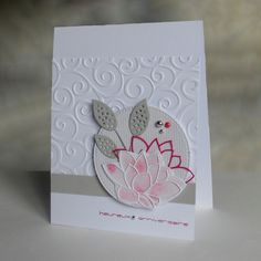 hand games, vellum games - The pleasure of doing, the pleasure of giving pleasure Emotions Cards, Hand Games, Die Cut Cards, Happy B Day, Flower Cards, Thank You Cards, Cardmaking, Your Cards, Birthday Cards