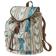 Mossimo Supply Co. Jayden Backpack - Tan/Natural | Target I am literally imaging this backpack being with me through the ages right now.