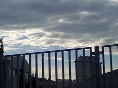 alto cúmulo sacado no I.E.S República orieltal do uruguai