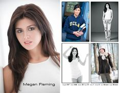 Your comp card is your one and only opportunity to make a good first impression to a modeling agency or client.