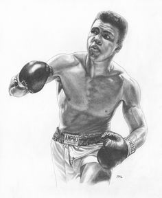 "The Champ! Available in the following sizes/options: 16x20"" Matted Print…"
