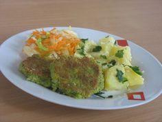 Fotorecept: Brokolicové fašírky so syrom - Recept pre každého kuchára, množstvo receptov pre pečenie a varenie. Recepty pre chutný život. Slovenské jedlá a medzinárodná kuchyňa