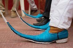 Самая длинная обувь