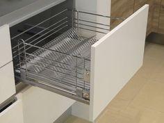 Сушка для посуды в нижнюю базу шириной 450 мм VIBO (410х480х180 мм, сталь хромированная)
