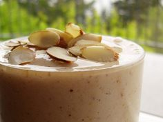 Almond Protein Breakfast Shake