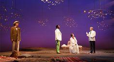 Roundabout Theatre Company - New York - John Glover, Harold Perrineau, Diane Lane and Joel Grey