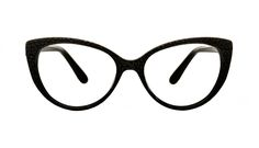 Affordable Fashion Glasses Cat Eye Eyeglasses Women Bliss Croco Front