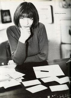 Anna Wintour, Vogue Office, Courtesy of Swinging Tiramisu