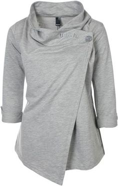 stylish sweatshirt -- great with jeans