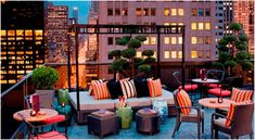 rooftop terrace, dream, rooftop bar, new york city, nyc, place, salons, hotels, rooftops