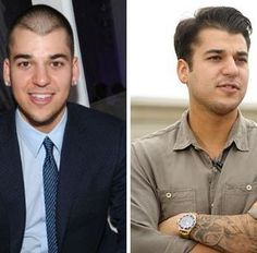 Rob Kardashian's family fears for his life after massive weight gain?