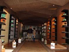 Revicork Store, Projects - Amorim Isolamentos