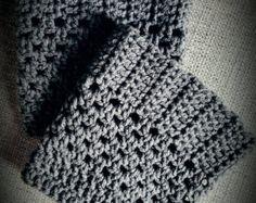 Boot Cuffs Crochet boot cuffs boot socks Boot toppers by Azram