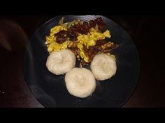 How to cook plain flour dumplings Jamaican Dumplings, Flour Dumplings, Dumpling Recipe, Jamaican Recipes, Caribbean Recipes, Love Food, Ethnic Food, Cooking, Breakfast