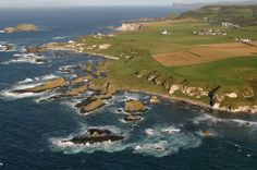 Ballintoy Harbour - Iron Islands filming location from Game of Thrones