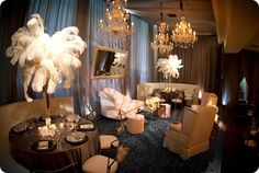 Attractive 1920 Decor Idea Party Decoration Elitflat Scheme Of Great Gatsby Decorating Style For A Uk Diy Crossword Living Room Old Hollywood Party, Hollywood Glamour Wedding, Hollywood Theme, Hollywood Regency, Hollywood Lingerie, Hollywood Style, Vintage Hollywood, Classic Hollywood, Wedding Lounge