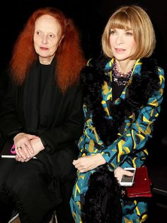 Here's What Anna Wintour and Grace Coddington Look Like as Legos
