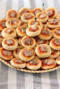 pizzette ALE
