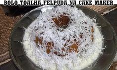 Gurias eu amo receitas práticas,então desenvolvi esse bolo no liquidificador,que cabe certinho na cake maker e fica super fofinho!!! Ingredientes: PARA A MASSA DO BOLO -2 ovos -1 colher de sopa de ...