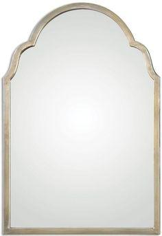 """Brady Petite Silver Mirror 20""""x30""""x1"""""""