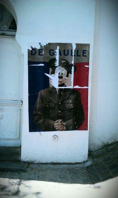 Graffiti art. Paris 2011