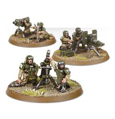 Cadian Heavy Weapon Squad | Boutique en ligne Games Workshop