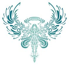 Tatto ideas!!! Blue Angel