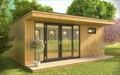 Canopy Garden Office