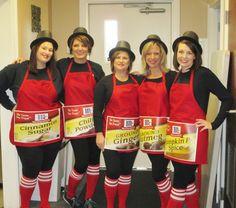 Spice Girl Halloween Costume Pun