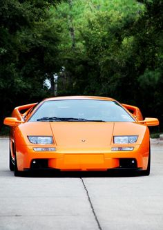 The orange devil diablo