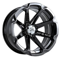 """MSA M12 Diesel UTV Wheels 14"""" Black Would be nice on the commander"""