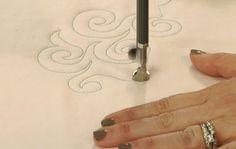 Intro to Swirl Design Machine Quilting with Angela Walters