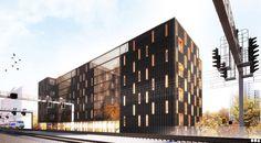 SOA Architects Paris > Projects > Gergovie dwellings