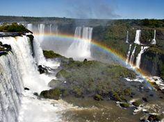 Iguaçu watervallen http://www.naturescanner.nl/zuid-amerika/argentinie-reis