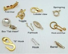 How to make your own wire clasps