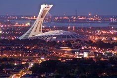 Montréal's Olympic Stadium