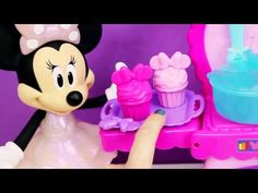 Toys Fun Land: Egg & Cup Cake Cooking for Micky Mouse in Baby Kit...