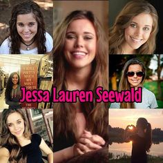5th born. 3rd daughter. 2nd daughter to get married and have a baby. 1st daughter to have 2 children. #JessaSeewald @jessaseewald
