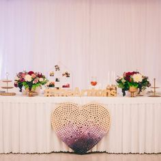Such a lovely wedding decor by enRose