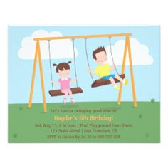 Great birthday playground birthday party invitations kids birthday great birthday playground birthday party invitations kids birthday invitations pinterest playground birthday parties and playground filmwisefo Gallery