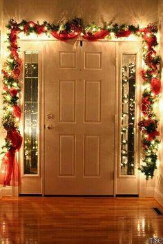 Christmas Entrance More