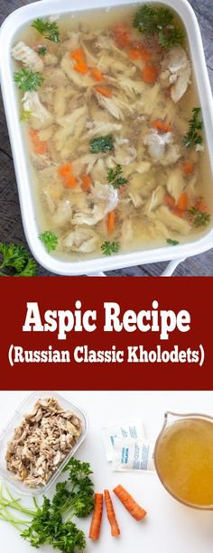 A CLASSIC Russian cold served dish. Made of meat and herbs this cold dish is eaten as a side for any dish. Really a must try recipe. Russian Dishes, Russian Recipes, Ukrainian Recipes, Cold Dishes, Unique Recipes, Amazing Recipes, Easy Chicken Recipes