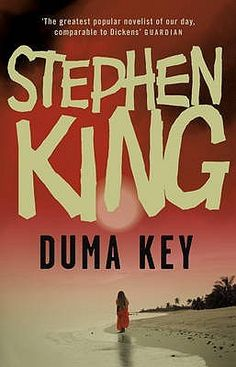 Duma Key by Stephen King. Reading Duma Key was like getting re-acquainted with an old friend. Having read Stephen King voraciously in my younger years, I'd gradually moved away from him, feeling that his books no longer gripped me in the way they once had. Then, having dipped a toe back into Stephen King's world with the short story collection Full Dark, No Stars, I decided to delve into a longer work - and I'm glad I did. Duma Key drew me skillfully into its world