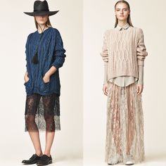 Layer your sweater like a pro with tips from knitwear designer Ryan Roche.