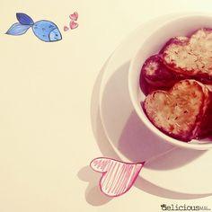 San Valentino: patate arrosto a forma di cuore. » MyDeliciousMag.it