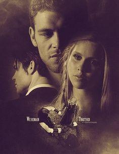 Elijah, Klaus & Rebekah