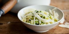 William Drabble's courgette pasta recipe makes a tasty and quick midweek dinner.
