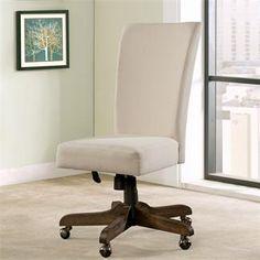 upholstered back desk chair i riverside furniture